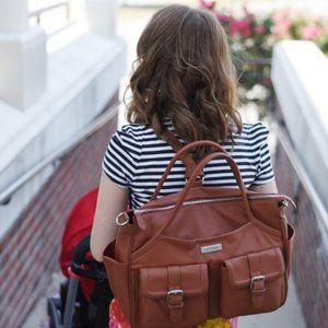 Lily Jade Elizabeth Convertible Diaper Bag